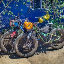 Volcanarchy:  Fatbiking Guatemala's Highest Volcanoes. Sponsors: Fatback Bikes, Lauf Forks, Gore Bike Wear, Julbo USA. | Unnamed Road , GuatemalaFilename: VC2016_EP02-TAJU-0322-GH3-049Original Date: 03/22/2016© 2016 Brendan James Photography www.picsporadic.com