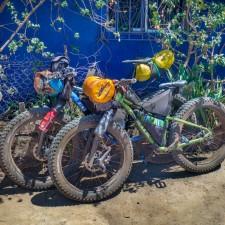 Volcanarchy:  Fatbiking Guatemala's Highest Volcanoes. Sponsors: Fatback Bikes, Lauf Forks, Gore Bike Wear, Julbo USA. | Unnamed Road , GuatemalaFilename: VC2016_EP02-TAJU-0322-GH3-049Original Date: 03/22/2016© 2016 Brendan James Photography www.picsporadic.com
