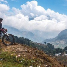 | Expedition Volcanarchy: Fatbiking Guatemala's Highest Volcanoes. Original Date: 03/22/2016Location: Unnamed Road , Guatemala© 2016 Brendan James Photography www.picsporadic.com