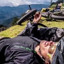 Volcanarchy:  Fatbiking Guatemala's Highest Volcanoes. Sponsors: Fatback Bikes, Lauf Forks, Gore Bike Wear, Julbo USA.   Unnamed Road , GuatemalaFilename: VC2016_EP02-XCHI-0322-GH3-025Original Date: 03/22/2016© 2016 Brendan James Photography www.picsporadic.com