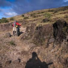 | Expedition Volcanarchy: Fatbiking Guatemala's Highest Volcanoes. Original Date: 03/22/2016Location: Unnamed Road Ixchiguán, Guatemala© 2016 Brendan James Photography www.picsporadic.com