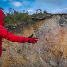 Volcanarchy:  Fatbiking Guatemala's Highest Volcanoes. Sponsors: Fatback Bikes, Lauf Forks, Gore Bike Wear, Julbo USA.   Unnamed Road Ixchiguán, GuatemalaFilename: VC2016_EP02-XCHI-0322-GH3-110Original Date: 03/22/2016© 2016 Brendan James Photography www.picsporadic.com