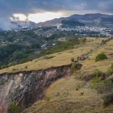 Volcanarchy:  Fatbiking Guatemala's Highest Volcanoes. Sponsors: Fatback Bikes, Lauf Forks, Gore Bike Wear, Julbo USA. | Unnamed Road Ixchiguán, GuatemalaFilename: VC2016_EP02-XCHI-0322-GH3-117Original Date: 03/22/2016© 2016 Brendan James Photography www.picsporadic.com
