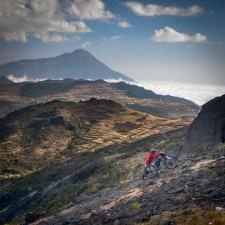 Volcanarchy:  Fatbiking Guatemala's Highest Volcanoes. Sponsors: Fatback Bikes, Lauf Forks, Gore Bike Wear, Julbo USA. | Piedras Partidas Ixchiguán, GuatemalaFilename: VC2016_EP02-XCHI-0324-G7-001Original Date: 03/24/2016© 2016 Brendan James Photography www.picsporadic.com