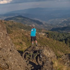 Volcanarchy:  Fatbiking Guatemala's Highest Volcanoes. Sponsors: Fatback Bikes, Lauf Forks, Gore Bike Wear, Julbo USA. | Unnamed Road , GuatemalaFilename: VC2016_EP02-XCHI-0324-GH3-018-PanoOriginal Date: 03/24/2016© 2016 Brendan James Photography www.picsporadic.com