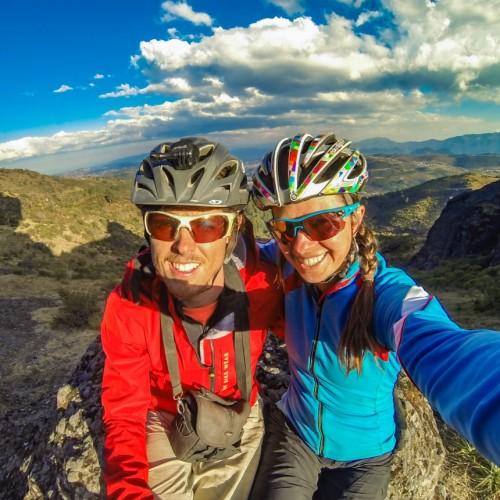 1x1 instagram, selfie, Volcanarchy: Fatbiking Guatemala's Highest Volcanoes. Sponsors: Fatback Bikes, Lauf Forks, Gore Bike Wear, Julbo USA. | Piedras Partidas Ixchiguán, GuatemalaFilename: VC2016_EP02-XCHI-0326-GOPRO-155Original Date: 03/24/2016© 2016 Brendan James Photography www.picsporadic.com