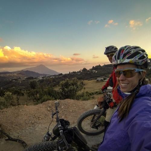1x1 Instagram, Volcanarchy: Fatbiking Guatemala's Highest Volcanoes. Sponsors: Fatback Bikes, Lauf Forks, Gore Bike Wear, Julbo USA. | Piedras Partidas Ixchiguán, GuatemalaFilename: VC2016_EP02-XCHI-0326-GOPRO-182Original Date: 03/24/2016© 2016 Brendan James Photography www.picsporadic.com