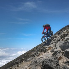 Volcanarchy:  Fatbiking Guatemala's Highest Volcanoes. Sponsors: Fatback Bikes, Lauf Forks, Gore Bike Wear, Julbo USA. | Ruta Volcán Acatenango , GuatemalaFilename: VC2016_EP03-ACAT-0329-G7-016-16x9Original Date: 03/29/2016© 2016 Brendan James Photography www.picsporadic.com