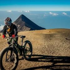Volcanarchy:  Fatbiking Guatemala's Highest Volcanoes. Sponsors: Fatback Bikes, Lauf Forks, Gore Bike Wear, Julbo USA. | Ruta Volcán Acatenango , GuatemalaFilename: VC2016_EP03-ACAT-0329-G7-062Original Date: 03/29/2016© 2016 Brendan James Photography www.picsporadic.com