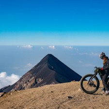 Volcanarchy:  Fatbiking Guatemala's Highest Volcanoes. Sponsors: Fatback Bikes, Lauf Forks, Gore Bike Wear, Julbo USA. | Ruta Volcán Acatenango , GuatemalaFilename: VC2016_EP03-ACAT-0329-G7-064Original Date: 03/29/2016© 2016 Brendan James Photography www.picsporadic.com