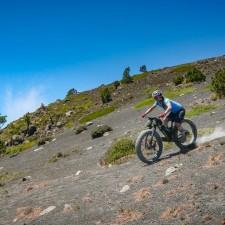 Volcanarchy:  Fatbiking Guatemala's Highest Volcanoes. Sponsors: Fatback Bikes, Lauf Forks, Gore Bike Wear, Julbo USA. | Ruta Volcán Acatenango , GuatemalaFilename: VC2016_EP03-ACAT-0329-G7-074-16x9Original Date: 03/29/2016© 2016 Brendan James Photography www.picsporadic.com