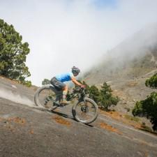 Volcanarchy:  Fatbiking Guatemala's Highest Volcanoes. Sponsors: Fatback Bikes, Lauf Forks, Gore Bike Wear, Julbo USA.   Ruta Volcán Acatenango , GuatemalaFilename: VC2016_EP03-ACAT-0329-G7-094-16x9Original Date: 03/29/2016© 2016 Brendan James Photography www.picsporadic.com