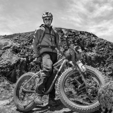Volcanarchy:  Fatbiking Guatemala's Highest Volcanoes. Sponsors: Fatback Bikes, Lauf Forks, Gore Bike Wear, Julbo USA. | Volcán Acatenango (3,880m) , GuatemalaFilename: VC2016_EP03-ACAT-0329-G7-096Original Date: 03/29/2016© 2016 Brendan James Photography www.picsporadic.com