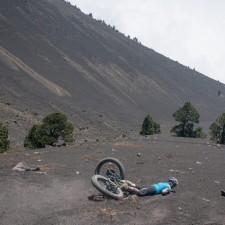 Volcanarchy:  Fatbiking Guatemala's Highest Volcanoes. Sponsors: Fatback Bikes, Lauf Forks, Gore Bike Wear, Julbo USA. | Ruta Volcán Acatenango , GuatemalaFilename: VC2016_EP03-ACAT-0329-G7-105Original Date: 03/29/2016© 2016 Brendan James Photography www.picsporadic.com