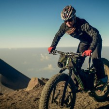 Volcanarchy:  Fatbiking Guatemala's Highest Volcanoes. Sponsors: Fatback Bikes, Lauf Forks, Gore Bike Wear, Julbo USA. | Ruta Volcán Acatenango , GuatemalaFilename: VC2016_EP03-ACAT-0329-G7-113-4K.00_04_15_12.Still003Original Date: 03/30/2016© 2016 Brendan James Photography www.picsporadic.com