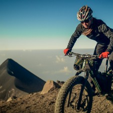 Volcanarchy:  Fatbiking Guatemala's Highest Volcanoes. Sponsors: Fatback Bikes, Lauf Forks, Gore Bike Wear, Julbo USA. | Ruta Volcán Acatenango , GuatemalaFilename: VC2016_EP03-ACAT-0329-G7-113-4K.00_04_15_12.Still003Original Date: 03/30/2016© 2016 Brendan James Photography www.picsporadic.com