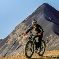 Volcanarchy:  Fatbiking Guatemala's Highest Volcanoes. Sponsors: Fatback Bikes, Lauf Forks, Gore Bike Wear, Julbo USA. | volcán Acatenango (3,880m) , GuatemalaFilename: VC2016_EP03-ACAT-0329-G7-113-4K.00_09_27_08.Still018-Pano-EditOriginal Date: 03/29/2016© 2016 Brendan James Photography www.picsporadic.com