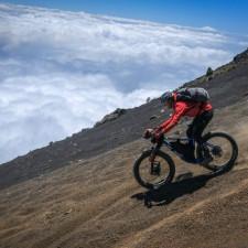 Volcanarchy:  Fatbiking Guatemala's Highest Volcanoes. Sponsors: Fatback Bikes, Lauf Forks, Gore Bike Wear, Julbo USA. | Ruta Volcán Acatenango , GuatemalaFilename: VC2016_EP03-ACAT-0329-G7-113-4K.00_15_51_17.Still025Original Date: 03/30/2016© 2016 Brendan James Photography www.picsporadic.com