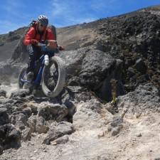 Volcanarchy:  Fatbiking Guatemala's Highest Volcanoes. Sponsors: Fatback Bikes, Lauf Forks, Gore Bike Wear, Julbo USA. | Ruta Volcán Acatenango , GuatemalaFilename: VC2016_EP03-ACAT-0329-G7-113-4K.00_17_03_16.Still031Original Date: 03/30/2016© 2016 Brendan James Photography www.picsporadic.com