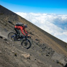 Volcanarchy:  Fatbiking Guatemala's Highest Volcanoes. Sponsors: Fatback Bikes, Lauf Forks, Gore Bike Wear, Julbo USA. | Ruta Volcán Acatenango , GuatemalaFilename: VC2016_EP03-ACAT-0329-G7-113-4K.00_18_24_06.Still039Original Date: 03/30/2016© 2016 Brendan James Photography www.picsporadic.com