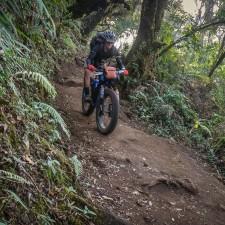Volcanarchy:  Fatbiking Guatemala's Highest Volcanoes. Sponsors: Fatback Bikes, Lauf Forks, Gore Bike Wear, Julbo USA. | Ruta Volcán Acatenango , GuatemalaFilename: VC2016_EP03-ACAT-0329-G7-113-4K.00_30_29_27.Still048Original Date: 03/30/2016© 2016 Brendan James Photography www.picsporadic.com