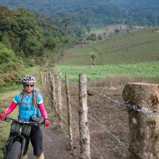 Volcanarchy:  Fatbiking Guatemala's Highest Volcanoes. Sponsors: Fatback Bikes, Lauf Forks, Gore Bike Wear, Julbo USA. | Unnamed Road , GuatemalaFilename: VC2016_EP03-ACAT-0329-G7-130Original Date: 03/29/2016© 2016 Brendan James Photography www.picsporadic.com