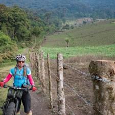 Volcanarchy:  Fatbiking Guatemala's Highest Volcanoes. Sponsors: Fatback Bikes, Lauf Forks, Gore Bike Wear, Julbo USA. | Unnamed Road , GuatemalaFilename: VC2016_EP03-ACAT-0329-G7-130Original Date: 03/29/2016© 2016 Brendan James Photography www.picsporadic.com