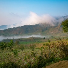 Volcanarchy:  Fatbiking Guatemala's Highest Volcanoes. Sponsors: Fatback Bikes, Lauf Forks, Gore Bike Wear, Julbo USA. | Ruta Parramos - Yepocapa Parramos, GuatemalaFilename: VC2016_EP03-ACAT-0329-G7-133Original Date: 03/29/2016© 2016 Brendan James Photography www.picsporadic.com
