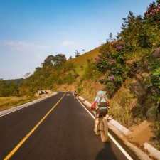 Volcanarchy:  Fatbiking Guatemala's Highest Volcanoes. Sponsors: Fatback Bikes, Lauf Forks, Gore Bike Wear, Julbo USA. | Unnamed Road , GuatemalaFilename: VC2016_EP03-ACAT-0329-G7-142Original Date: 03/29/2016© 2016 Brendan James Photography www.picsporadic.com