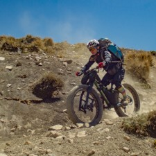Volcanarchy:  Fatbiking Guatemala's Highest Volcanoes. Sponsors: Fatback Bikes, Lauf Forks, Gore Bike Wear, Julbo USA. | Ruta Volcán Acatenango , GuatemalaFilename: VC2016_EP03-ACAT-0329-GH3-059Original Date: 03/29/2016© 2016 Brendan James Photography www.picsporadic.com