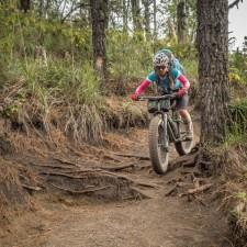 Volcanarchy:  Fatbiking Guatemala's Highest Volcanoes. Sponsors: Fatback Bikes, Lauf Forks, Gore Bike Wear, Julbo USA. | Volcán Acatenango (3,880m) , GuatemalaFilename: VC2016_EP03-ACAT-0329-GH3-080Original Date: 03/29/2016© 2016 Brendan James Photography www.picsporadic.com