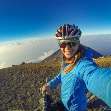 Volcanarchy:  Fatbiking Guatemala's Highest Volcanoes. Sponsors: Fatback Bikes, Lauf Forks, Gore Bike Wear, Julbo USA. | Ruta Volcán Acatenango , GuatemalaFilename: VC2016_EP03-ACAT-0329-GOPRO-23Original Date: 03/29/2016© 2016 Brendan James Photography www.picsporadic.com