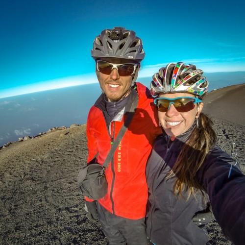 Volcanarchy:  Fatbiking Guatemala's Highest Volcanoes. Sponsors: Fatback Bikes, Lauf Forks, Gore Bike Wear, Julbo USA.   Ruta Volcán Acatenango , GuatemalaFilename: VC2016_EP03-ACAT-0329-GOPRO-26Original Date: 03/29/2016© 2016 Brendan James Photography www.picsporadic.com