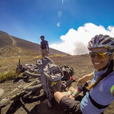 Volcanarchy:  Fatbiking Guatemala's Highest Volcanoes. Sponsors: Fatback Bikes, Lauf Forks, Gore Bike Wear, Julbo USA. | Ruta Volcán Acatenango , GuatemalaFilename: VC2016_EP03-ACAT-0329-GOPRO-43Original Date: 03/29/2016© 2016 Brendan James Photography www.picsporadic.com